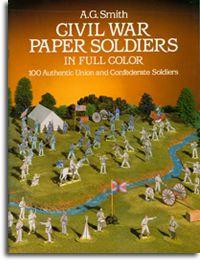 Civil War Paper Soldiers
