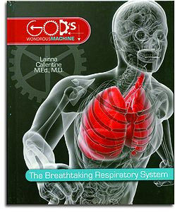 Breathtaking Respiratory System Student Book - Book 2 - Elementary Anatomy