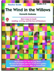 The Wind in the Willows Novel Units Teacher Guide