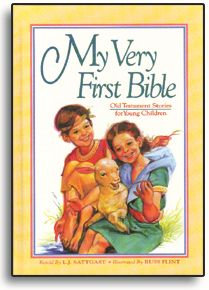 My Very First Bible - Old Testament Stories for Young Children