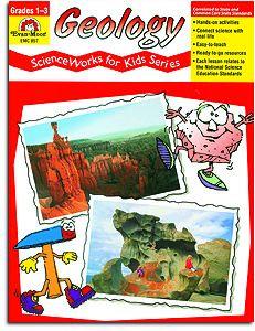 Geology (gr. 1-3)
