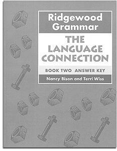 Ridgewood Grammar 2 Answer Key (Gr. 4)