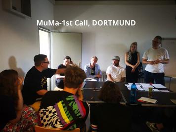 MuMa - 1st Call 2019