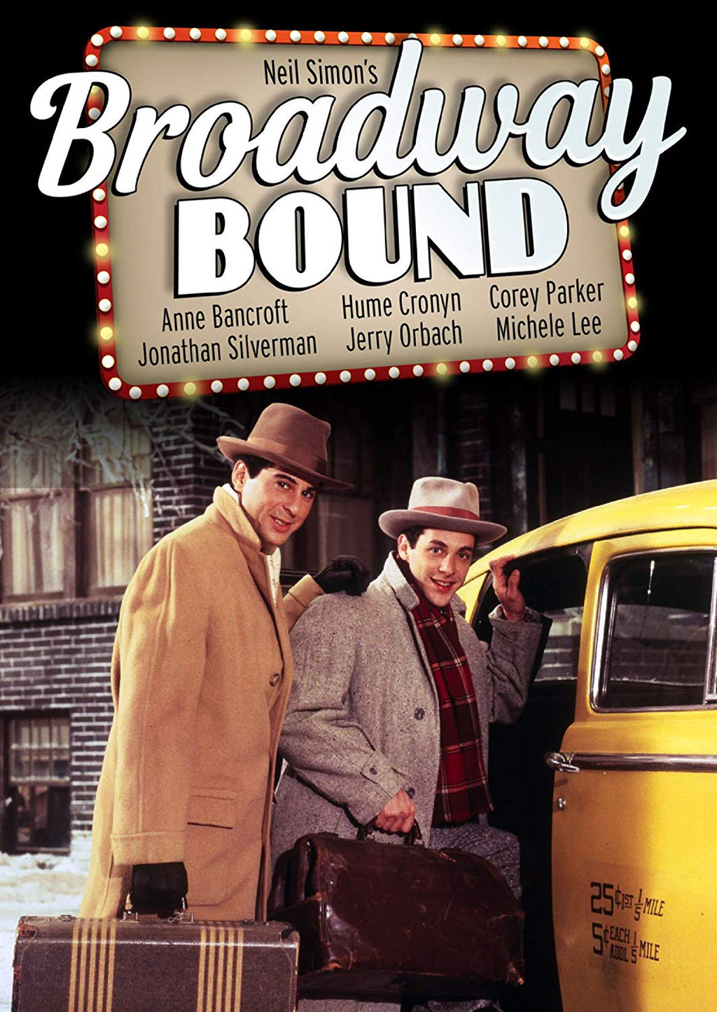 Dvd Review Broadway Bound 1992