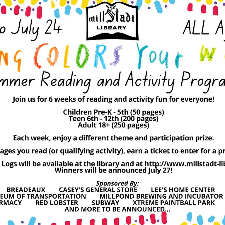 Summer Reading and Activity Program