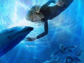 Elizabeth reviews YA -- The Neptune Project