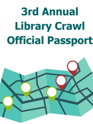 3rd Annual Library Crawl!