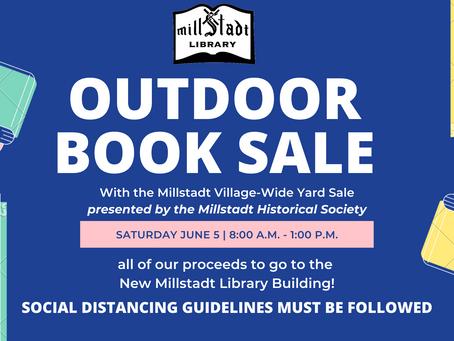 Book Sale this Saturday!