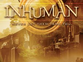 Elizabeth reviews YA -- Inhuman