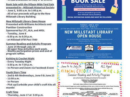June 2021 Events and Programs are here!