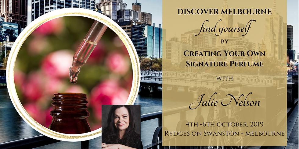 Melbourne - Create Your Own Signature Perfume
