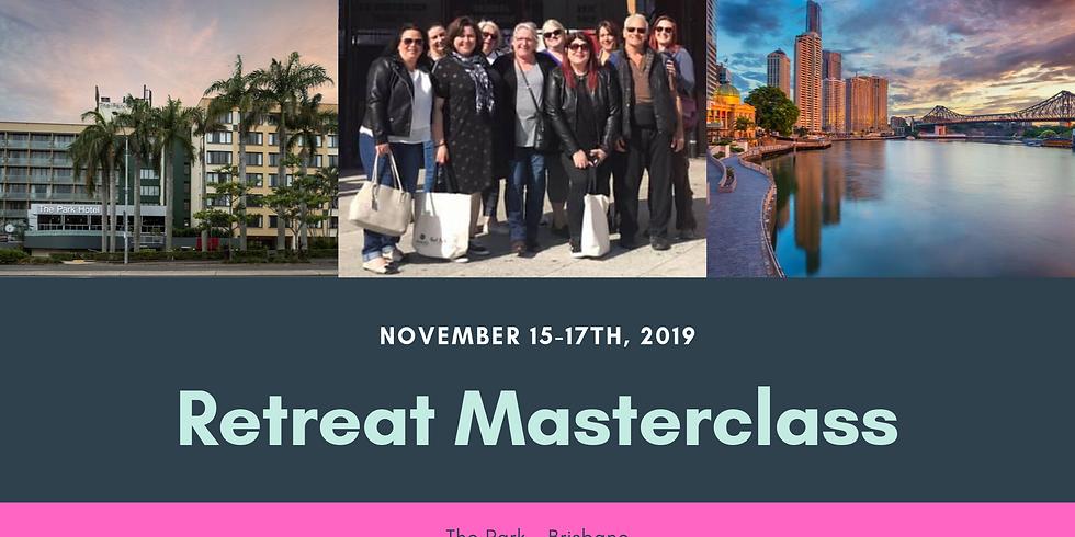Brisbane - Retreat Masterclass