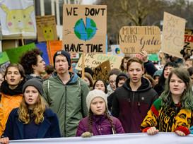 Indiana Climate Activists: Rahul Durai and Siya Goel