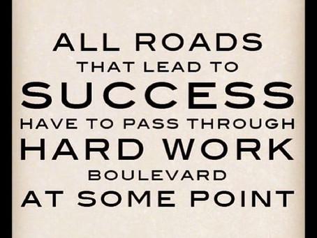 Hard Work Boulevard