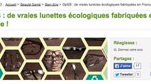 Consoglobe - Portail de la consommation durable - Parution du 10 octobre 2014