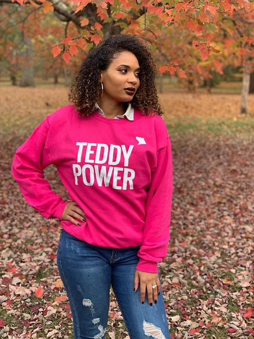 Teddy Power Crew