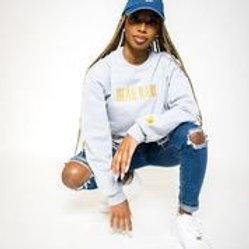 Bear Babe Sweatshirt [gray]