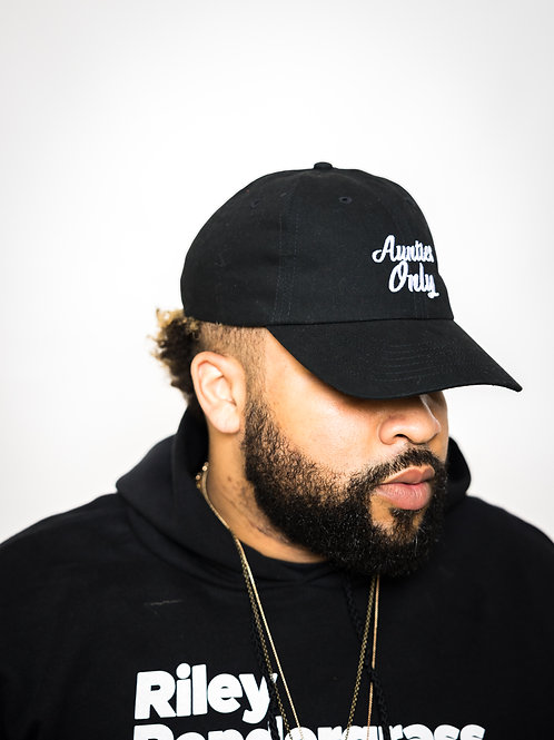 Aunties Only Dad Hat [black]