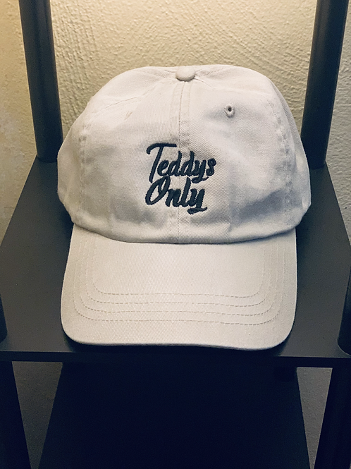 Teddys Only Dad Hat