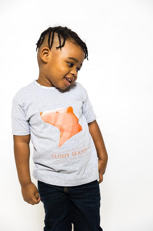 Peach Cubby Tee