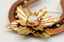Tooth Fairy's Rodeo Brooch (Detail)