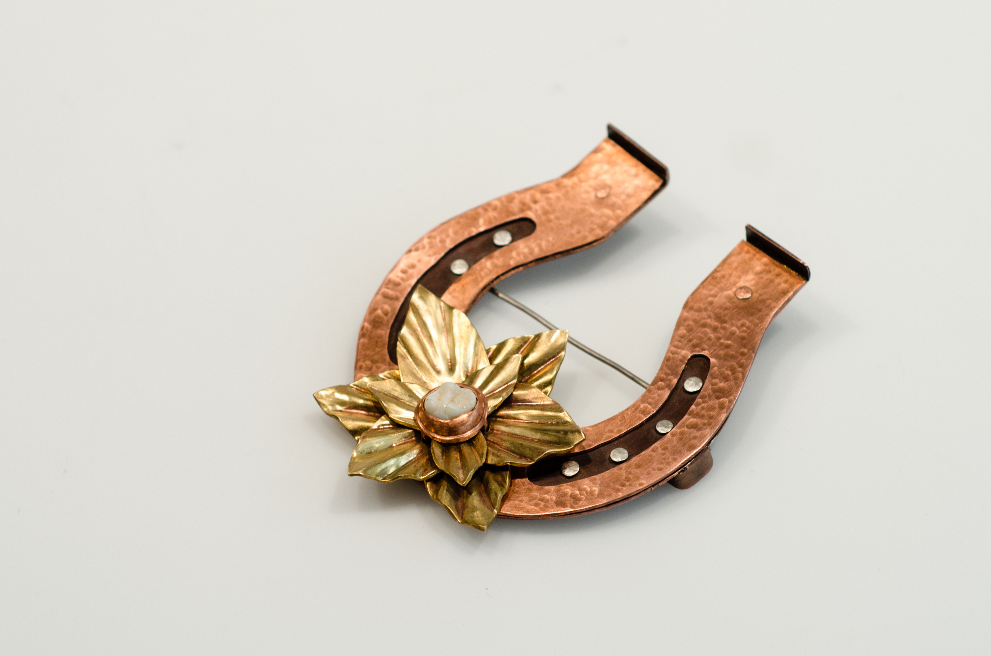 Tooth Fairy's Rodeo Brooch