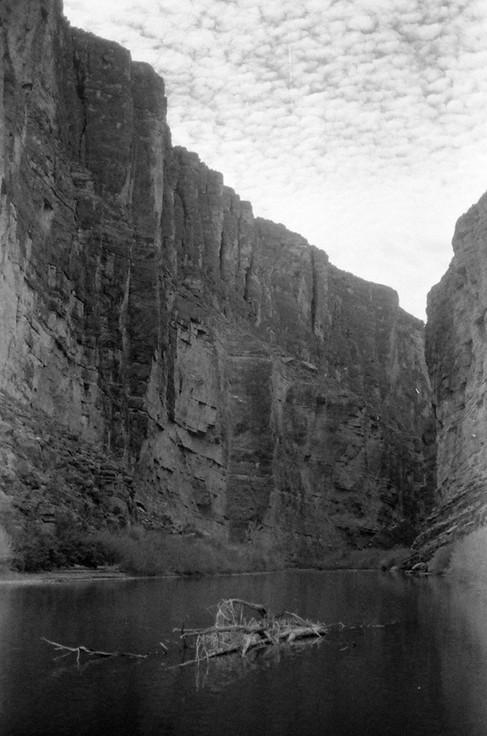 Santa Helena Canyon, Big Bend National Park, TX