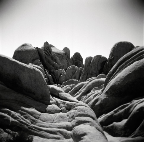 Rock Formation, Joshua Tree National Park, CA