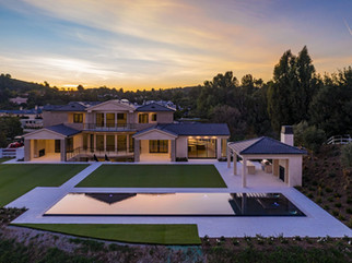 Celebrity Home, Los Angeles, CA