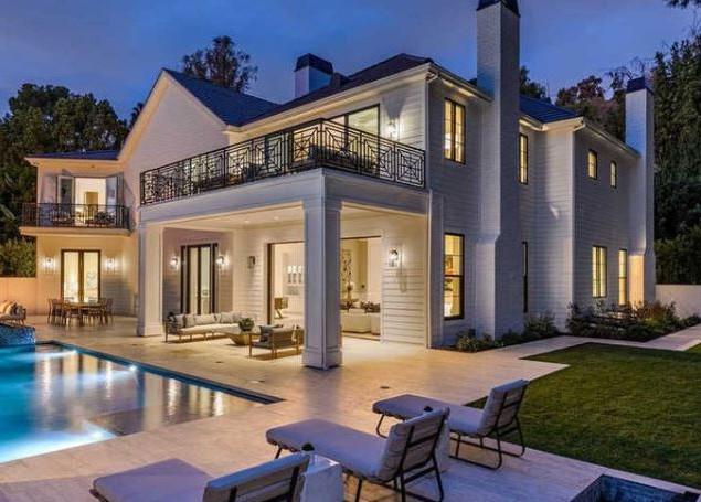 Hidden Valley Road, Beverly Hills, CA