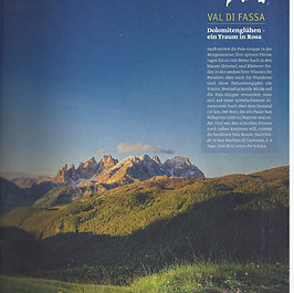 Dolomiten article