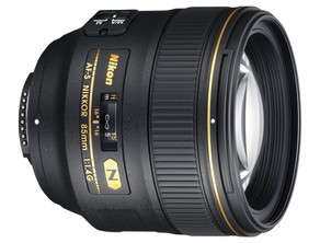Nikkor 85mm f/1.4 G afs - REVIEW