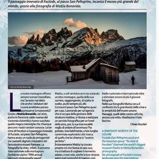 L'Avisio, Inverno 2016/2017