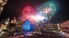 My Agatha Experience: Suoni, profumi e colori di Catania e la festa di Sant'Agata.