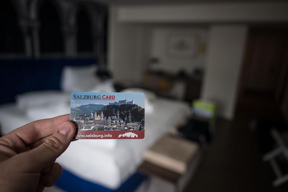 the salzburg card
