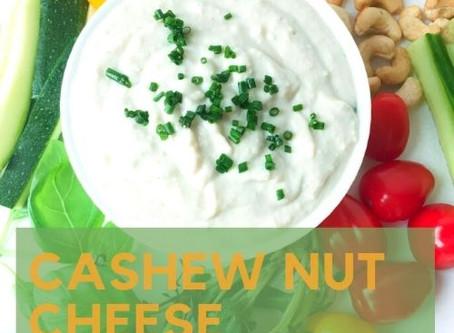 CASHEW NUT CHEESE FONDUE