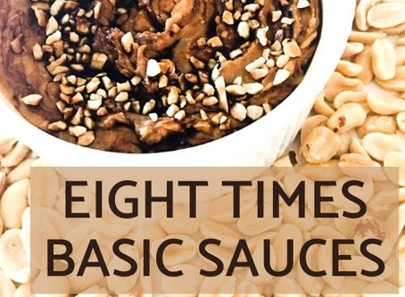8 TIMES BASIC SAUCES