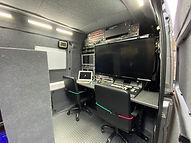 production equipment van