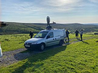remote camera crew UK