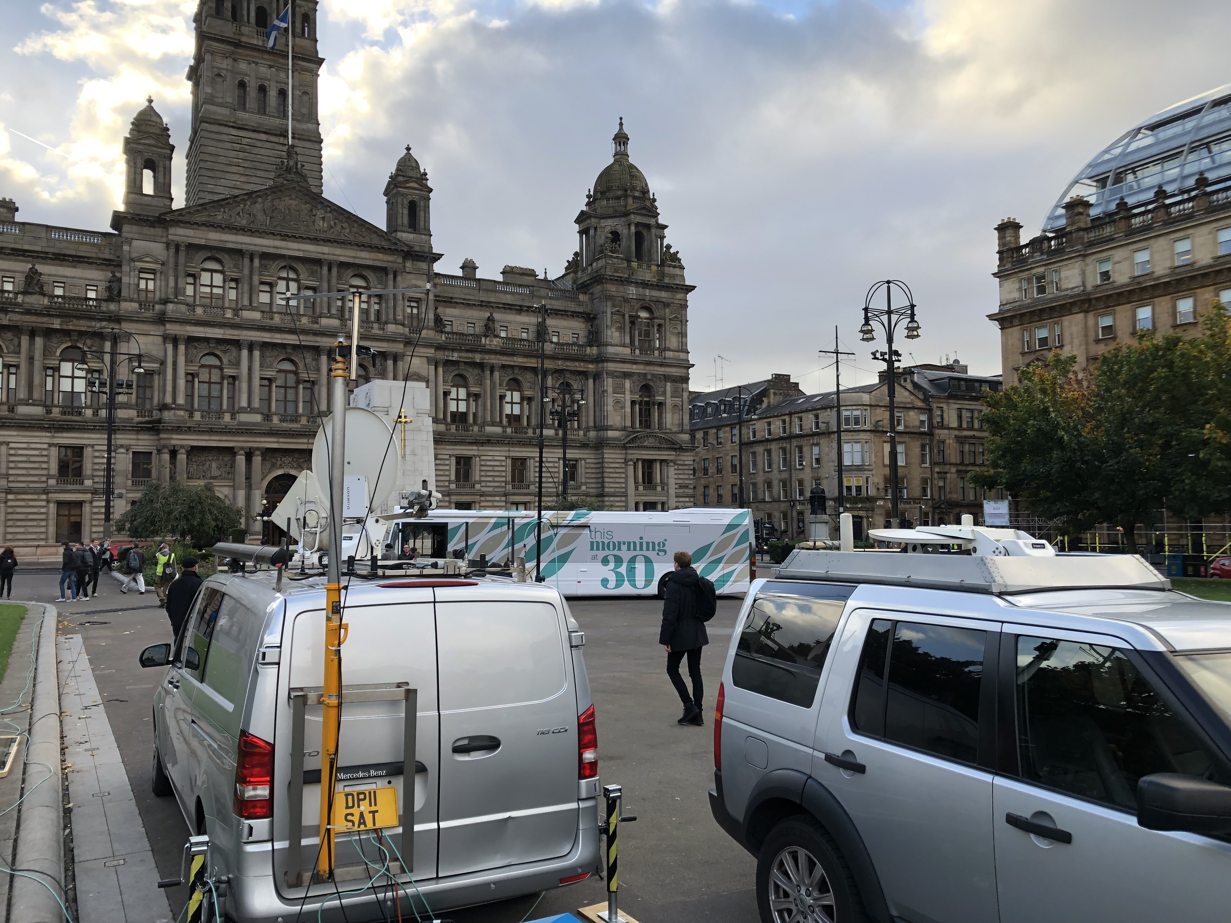 Live from Glasgow