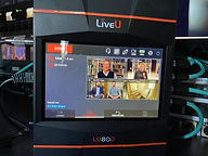 LiveU lu800 team UK