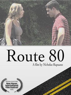 Route Festival poster