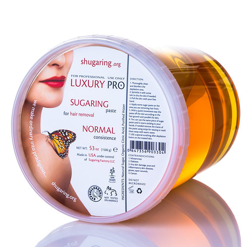 Luxury Pro NORMAL (мягкая)