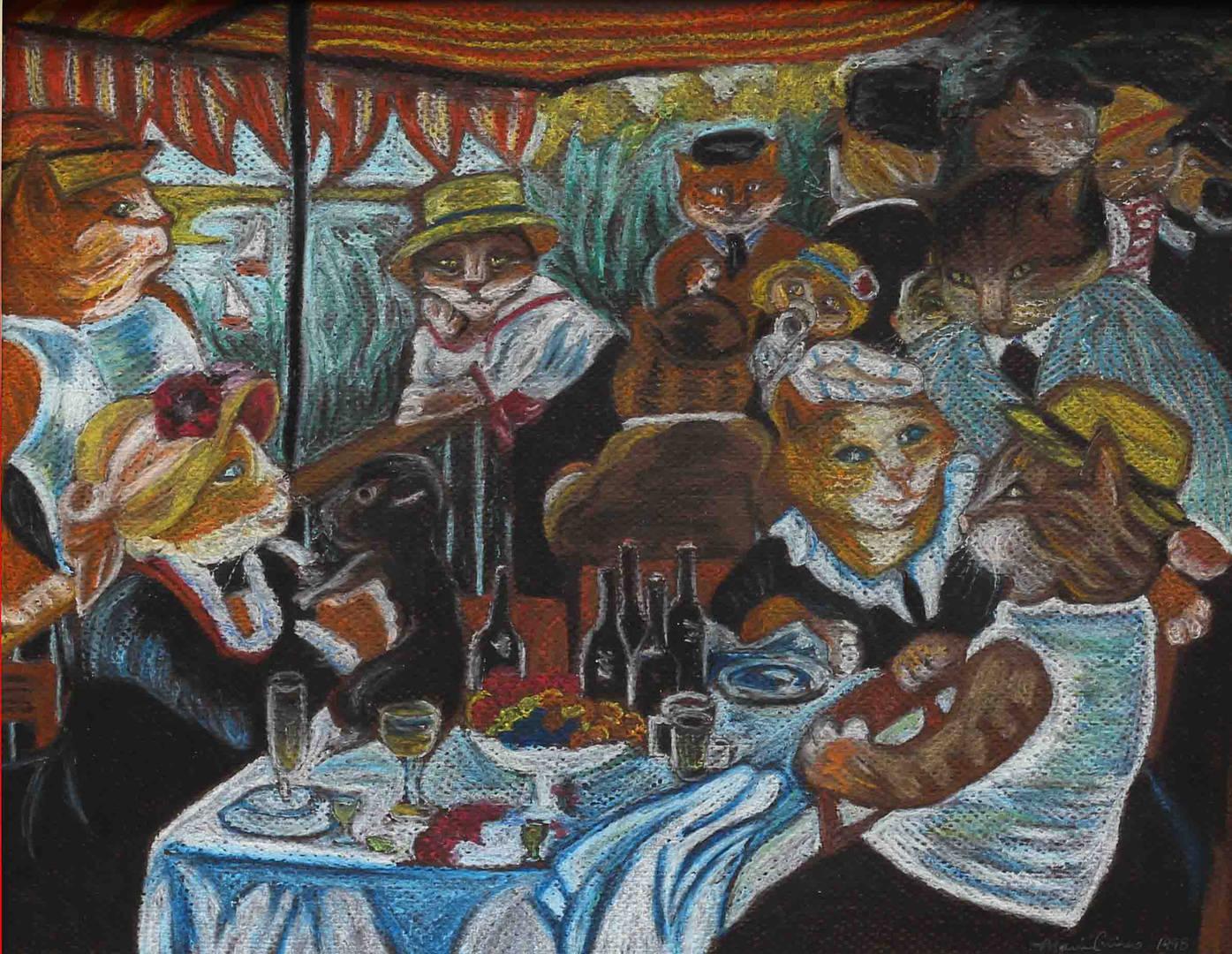 Ode to Renoir