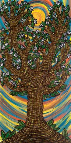 No. 6 Tree of Opportunity (Possibilties)
