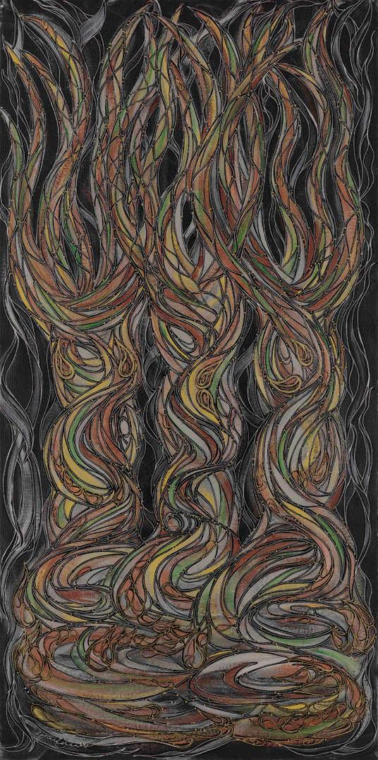 No. 10 Tree of Darkness (Empathy)