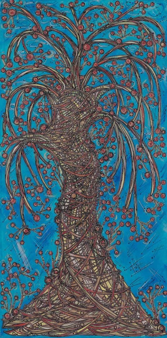 No. 4 Tree of Authenticity (Beauty)