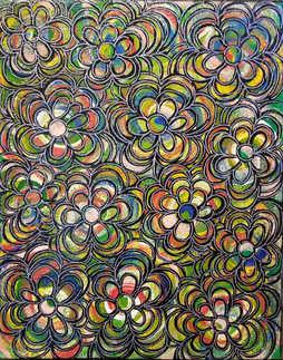 Flower doodle 2