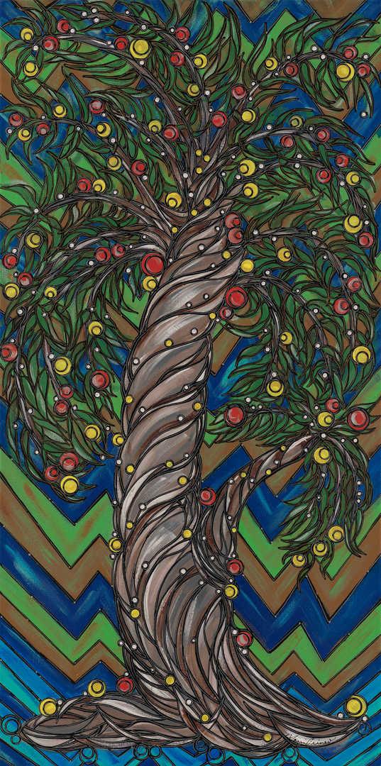No. 5 Tree of Celebration (Enthusiasm)