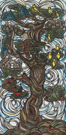 No. 7 Tree of Stability (Freedom)